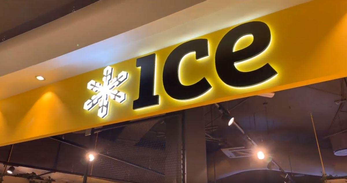 Digital Signage på LED skaper opplevelse hos Ice i Sandvika