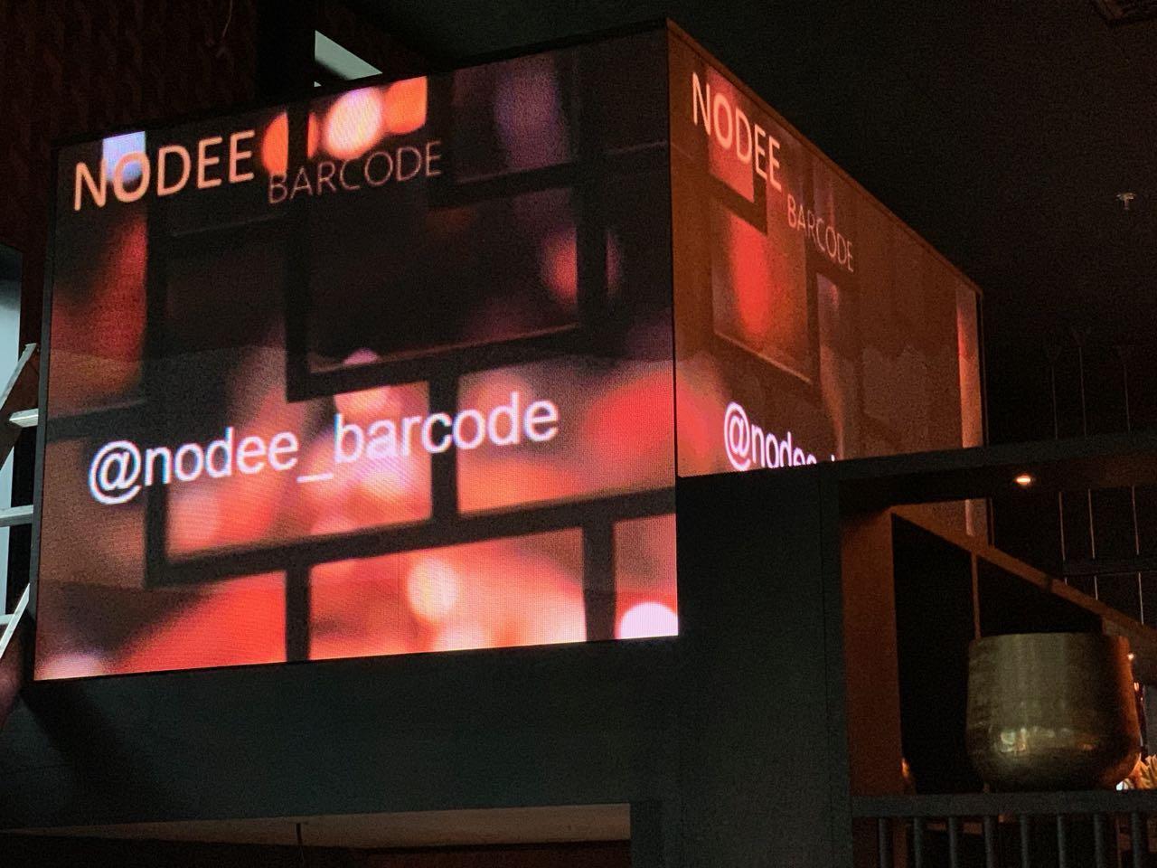 Ny spektakulær opplevelse @Nodee Barcode